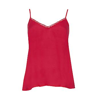 Cyberjammies 4209 Damen Evie Red Modal Camisole
