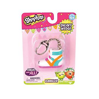 Shopkins Dangler Keyring - Sneaky Wedge
