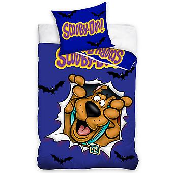 Scooby Doo Single Reversible Duvet Cover Set