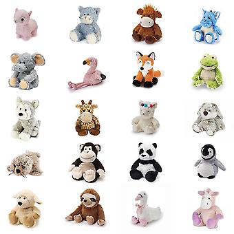 Warmies heatable Microwavable Soft Toy Umplute Animal Lavender Parfumate Plush - Diverse