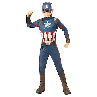 Captain America Costume for boys  - Avengers: Endgame