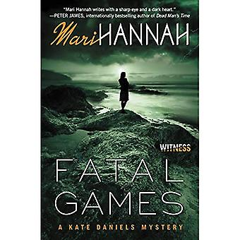 Fatal Games: A Kate Daniels Mystery (Reprint of  Monument to Murder)
