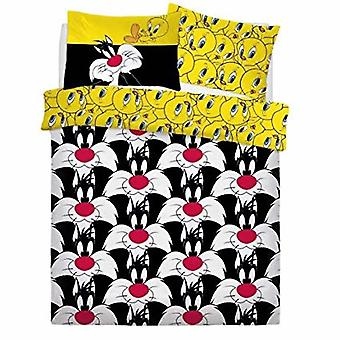 Set di cover Looney Tunes Sylvester & Tweety Duvet