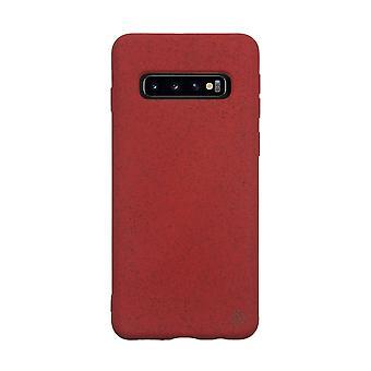 Eco Friendly Red Samsung Galaxy S10 Case