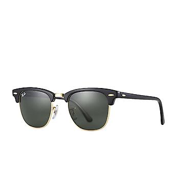 Ray-Ban Clubmaster klassiske sorte solbriller