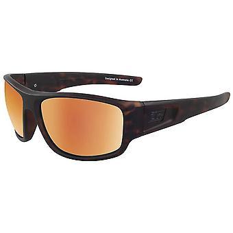 Dirty Dog Muffler Sunglasses - Brown Tort/Gold