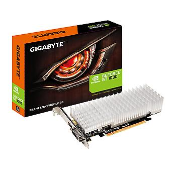 Gigabyte NVIDIA GeForce gt 1030 2Gb Ddr5 Silent PCIe video kaart
