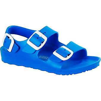Birkenstock Kids Milano E V A Sandal 1009355 Scuba blå smal