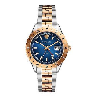 Versace V11060017 Hellenyium GMT Men's Watch