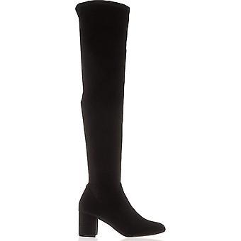 INC International Concepts Womens Rikkie2 Stof Gesloten Teen Over Knie Fashion Boots