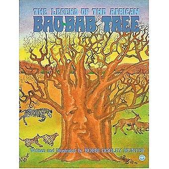 De legende van de Afrikaanse Bao-Bab-boom