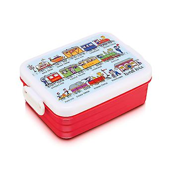 Tyrrell Katz Trains Lunch Box