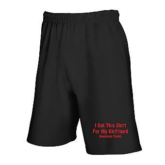 Black tracksuit shorts trk0304 awesome trade girl