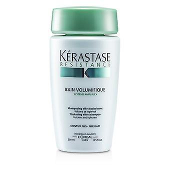 Kerastase Resistance Bain Volumifique Thickening Effect Shampoo (for Fine Hair) - 250ml/8.5oz