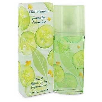 Green Tea Cucumber By Elizabeth Arden Eau De Toilette Spray 3.3 Oz (women) V728-543841