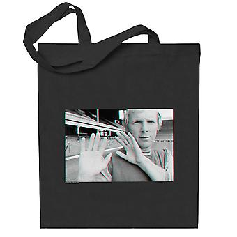 TV Times Bobby Moore 3D Effect Totebag
