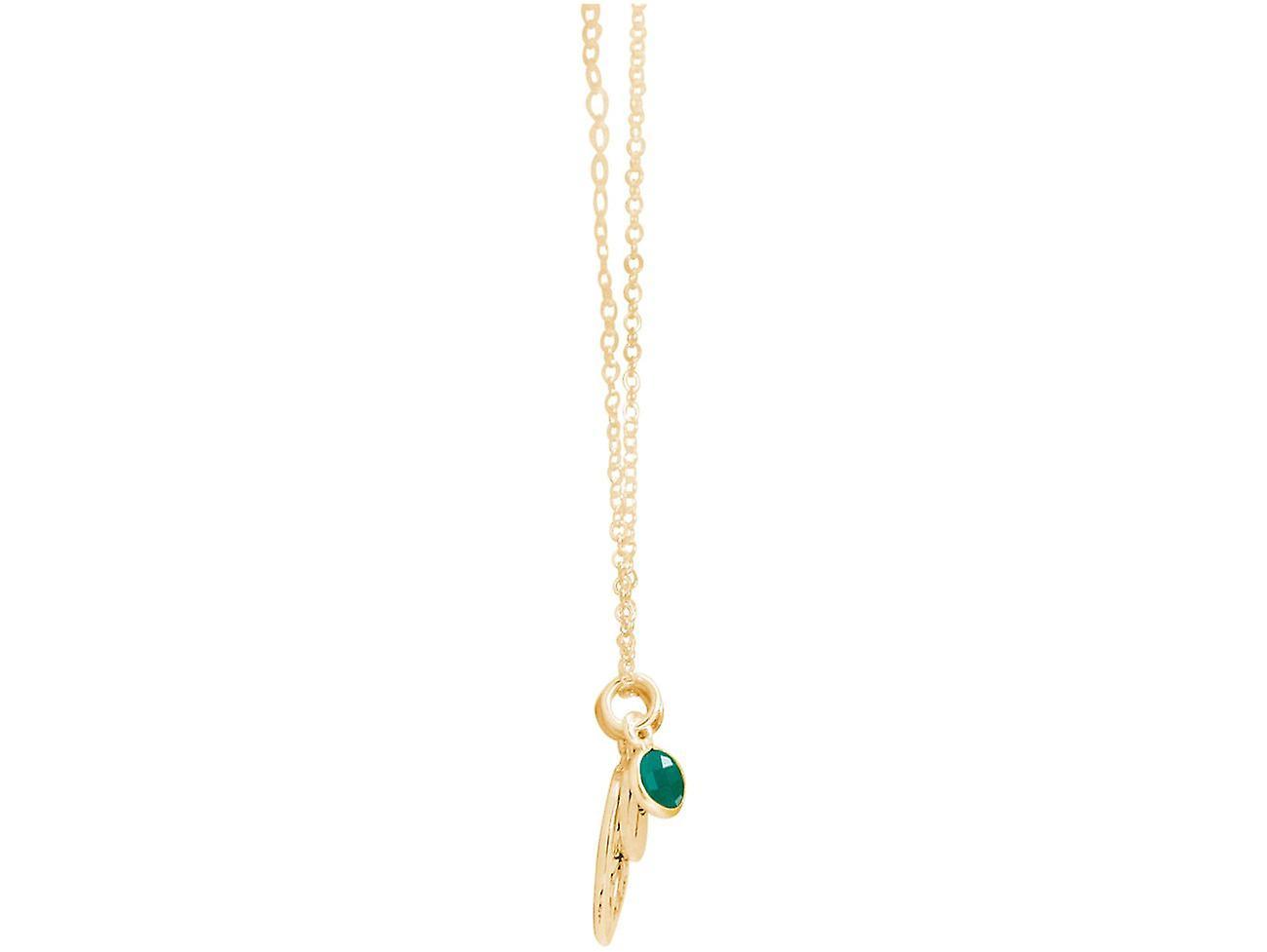 Gemshine Alpin Löwenzahn Pusteblume 925 Silber, vergoldet oder rose - Smaragd