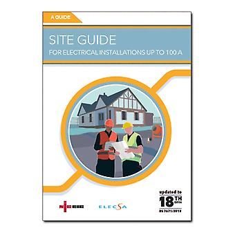 NICEIC ELECSA SITE GUIDE 18TH EDITION by Niceic