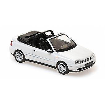 VW Golf MkIV cabriolet (1998) Diecast model auto