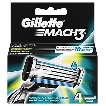 Gillette Spare Parts for Mach3 (Hygiene and health , Shaving , Blades and Knives)