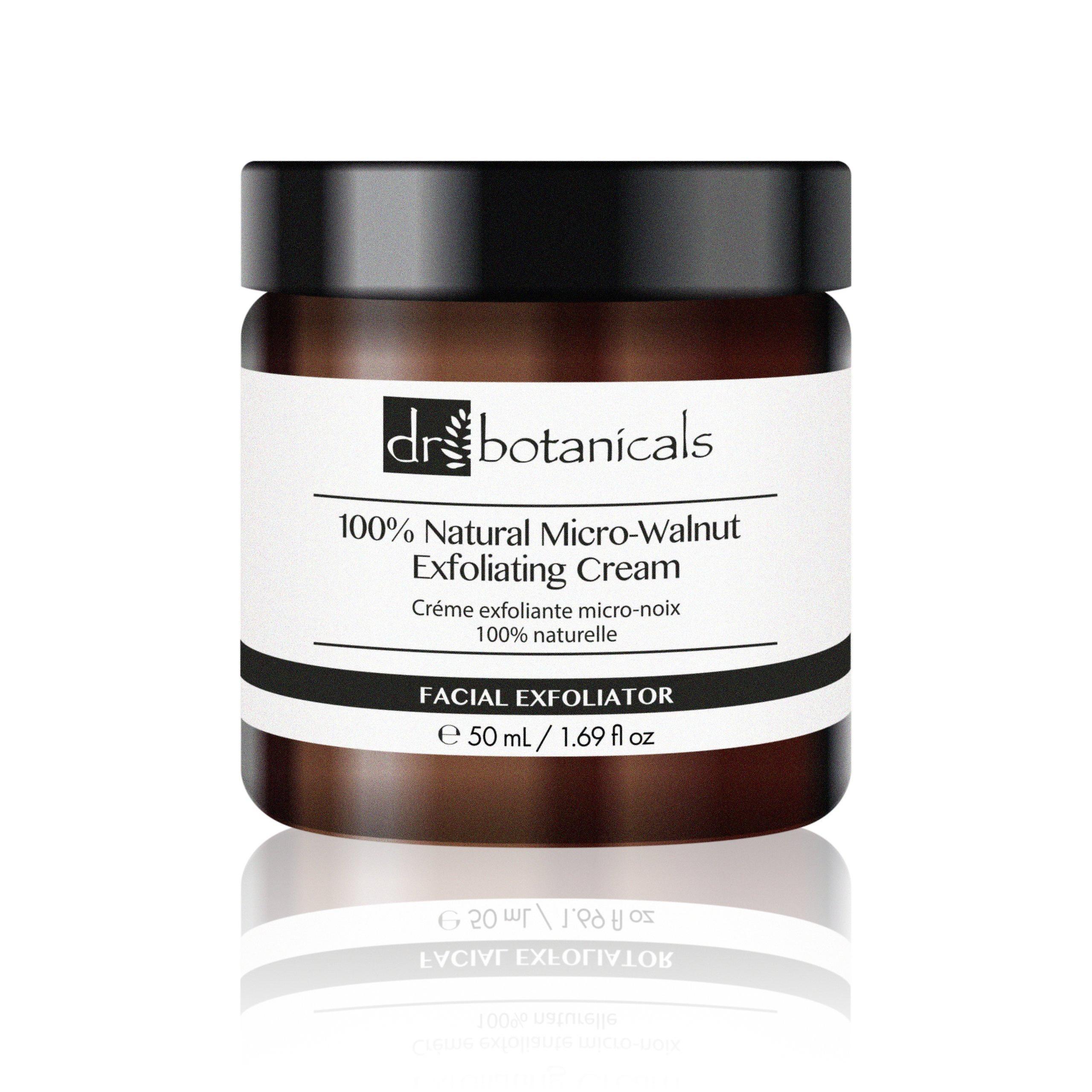100% natural micro-walnut exfoliating cream