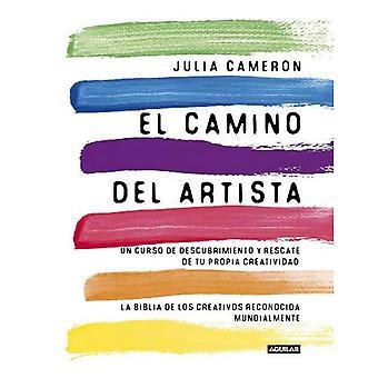 El Camino del artista/la via dell'artista [Spagnolo]