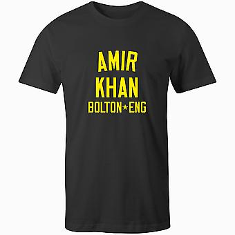 Amir Khan Boxing Legend Kids T-Shirt