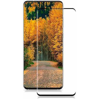 Samsung S20 Screenprotector - Vetro temperato - Bordo nero