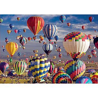 Educa Hot Air Balloons Jigsaw Puzzle (1500 Pieces)