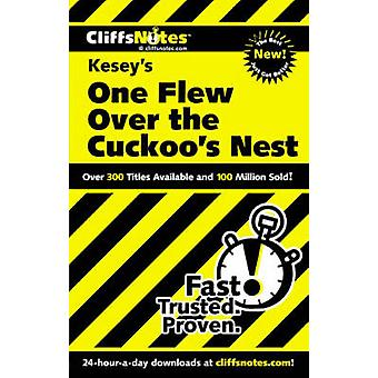 Kesey's - man flög över Cuckoo's Nest - av Bruce E Walker - 9780764