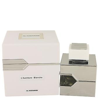 L ' Aventure Blanche von Al Haramain Eau De Parfum Spray (Unisex) 3,3 oz/100 ml (Frauen)