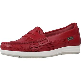 Pitillos Moccasins 3031 Red Color
