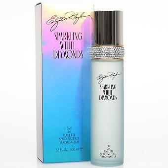 Elizabeth Taylor Sparkling White Diamonds Eau de Toilette Spray 100ml