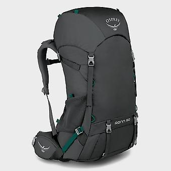 Nya Osprey Renn Adventures Travel 50L ryggsäck svart/grå