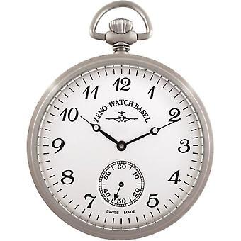 Zeno-Watch - Taschenuhr - Herren - Lepine Retro 3533-h3-matt