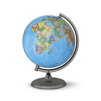 Corallo Political World Globe