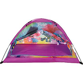 Dreamworks trolls world tour dream den play tent with lights