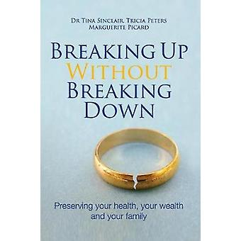 Breaking Up Without Breaking Down Preserving your health your wealth and your family by Sinclair & Dr Tina