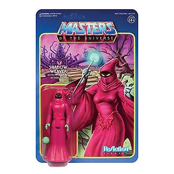 Super7 Shadow Weaver Masters of the Universe ReAction Action Figure