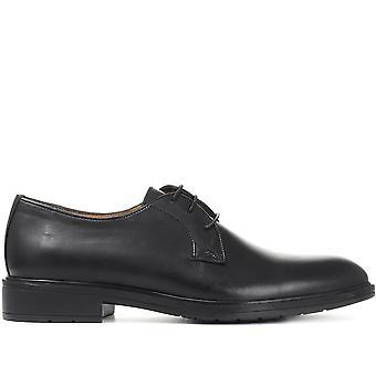 Jones Bootmaker  Leather Derby Lace-Up Shoe