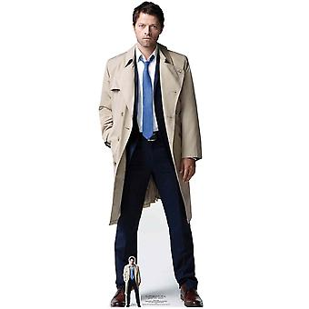 Castiel from Supernatural Official Lifesize Cardboard Cutout / Standee