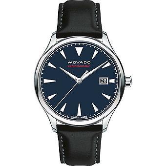 Movado - Montre-bracelet - Unisex - 3650054 - Heritage Automatic -
