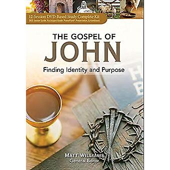 The Book - Participant Gospel of John - Finding Identity and Purpose by