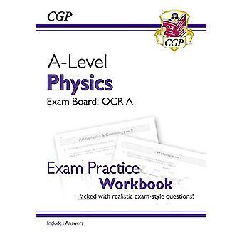 New A-Level Physics for 2018 - OCR A Year 1 & 2 Exam Practice Work