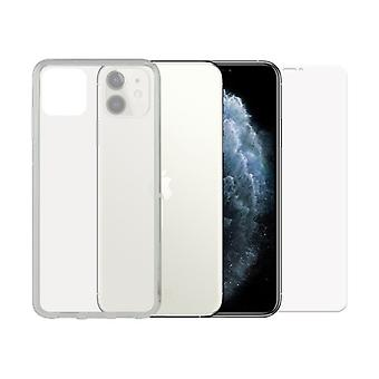 Film Tempered Glass Protector for Portable Phone - IPhone 11 Pro Contact Mobile Phone Case