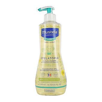 Bad Gel Stelatopia Mustela (500 ml)