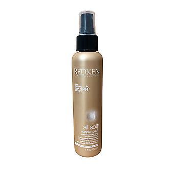 Redken All Soft Supple Touch Softening Cream Spray 5 OZ