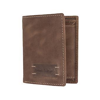 Bruno banani heren portemonnee wallet portemonnee Cognac/bruin 2749