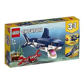 Playset Luoja Syvänmeren Lego 31088