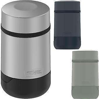 Thermos 18 oz. Guardian Collection Barra de alimentos de acero inoxidable con aislamiento al vacío